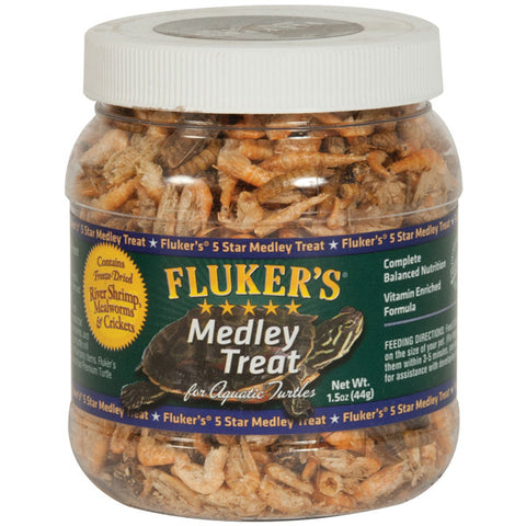Fluker Labs - Medley Treat for Aquatic Turtles