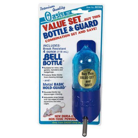 KORDON - Oasis Bell Bottle with Hold-Guard