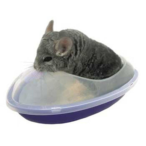 "Lixit Corporation - Chinchilla Dry Bath - 14"" x 9"" x 6"""
