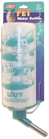 Lixit Corporation - All Weather Hamster Water Bottle - 32 oz.