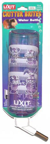 Lixit Corporation - Rabit Critter Brite Deluxe Water Bottle - 32 oz.