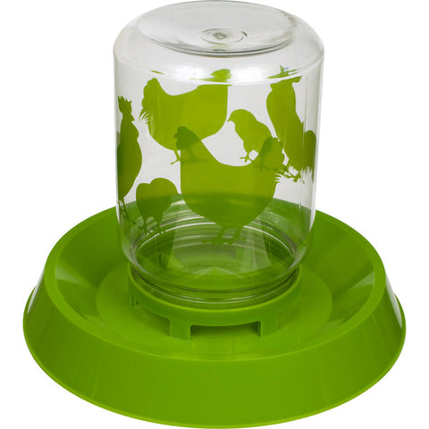 Lixit Corporation - Chicken Feeder or Waterer - 64 oz.
