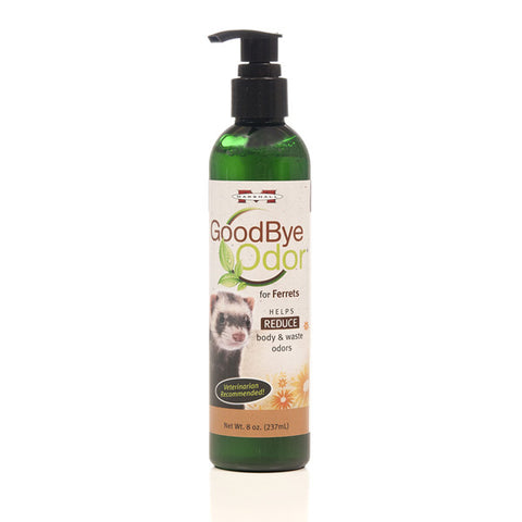 Marshall Pet - Good Bye Odor for Ferrets - 8 oz. (227 g)