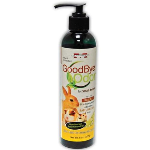 Marshall Pet - GoodBye Odor for Small Animals - 8 fl. oz.