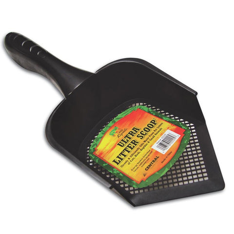 R-Zilla - Corner Litter Scoop Black - 1 Scoop