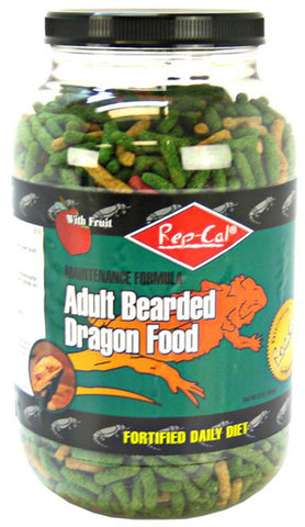 Rep-Cal - Adult Bearded Dragon Food - 2 Lbs.