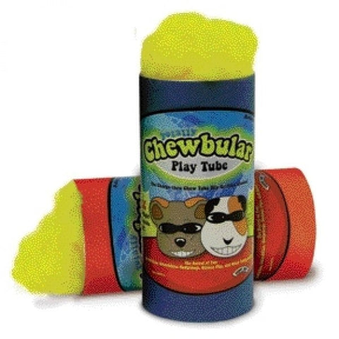 Super Pet - Chewbular Play Tube Medium - 9 x 4 Inch
