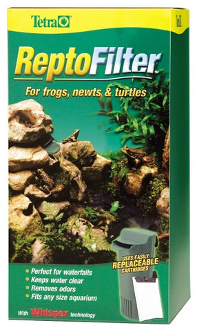 Tetra Usa Inc. - Small Animal Supplies Tetra Repto Filter 90gph