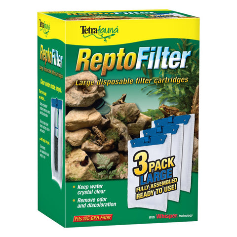 TETRA - ReptoFilter Filter Cartridges Large
