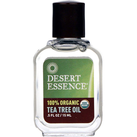 DESERT ESSENCE - Organic Tea Tree Oil