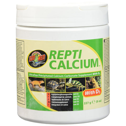 ZOO MED - Repti Calcium with D3