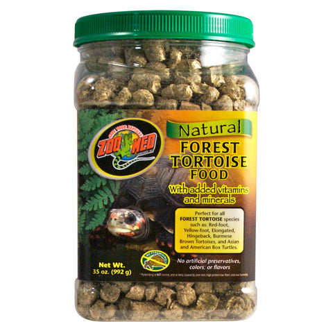 ZOO MED - Natural Forest Tortoise Food
