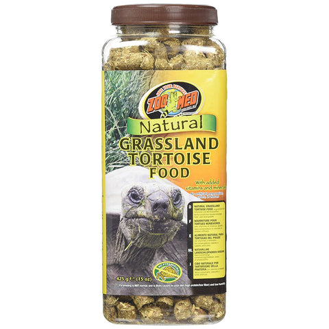 ZOO MED - Natural Grassland Tortoise Food