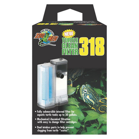 ZOO MED - Turtle Clean 318 Submersible Filter