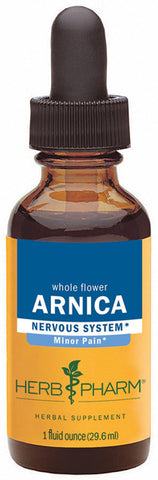HERB PHARM Arnica Extract for Minor Pain Support
