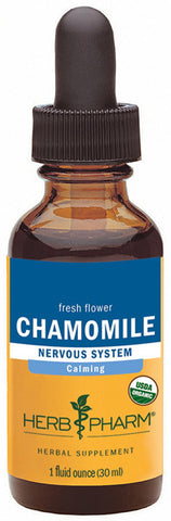 HERB PHARM - Chamomile Liquid Herbal Extract