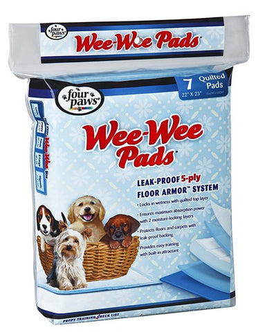 Four Paws - Wee-Wee Pads Super Absorbent