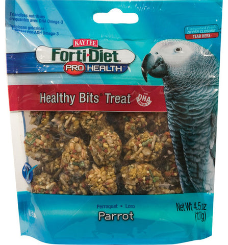 KAYTEE - Forti-Diet Pro Health Healthy Bits Treat Parrot