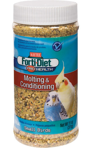 KAYTEE - Forti-Diet Pro Health Molting & Conditioning Small Birds