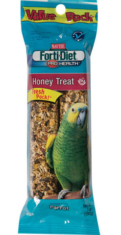 KAYTEE - Forti-Diet Pro Health Parrot Honey Stick