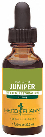 HERB PHARM - Juniper Extract for Urinary System Support