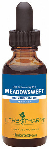 HERB PHARM - Meadowsweet Extract for Minor Pain