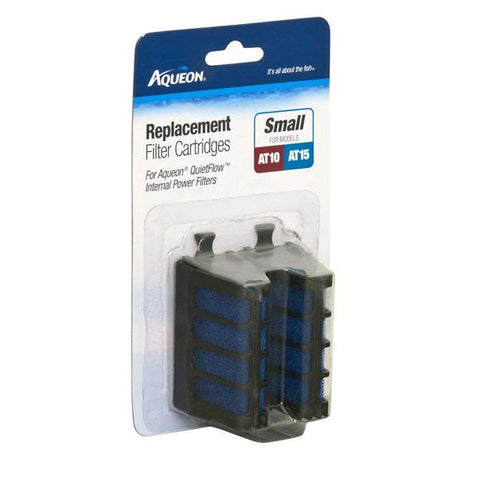 AQUEON - QuietFlow Internal Filter Cartridge Small