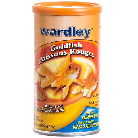 WARDLEY - Essentials Goldfish Premium Flakes