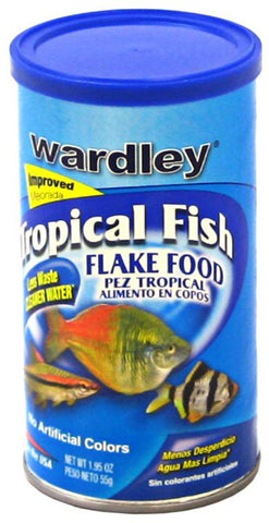 WARDLEY - Tropical Fish Flake Food