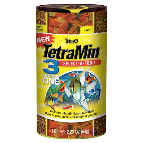 TETRA - TetraMin Tropical Fish Select A Food