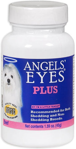 ANGELS' EYES PLUS - Supplies For Dogs Beef Formula
