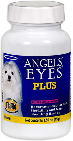 ANGELS' EYES PLUS - Natural Supplement for Dogs Chicken Flavor
