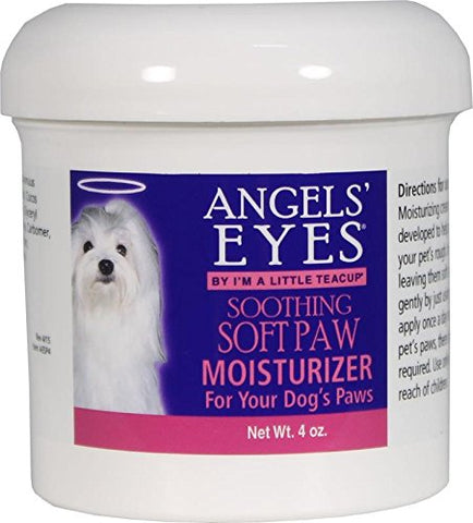 ANGELS' EYES - Soft Paw Moisturizer for Dogs