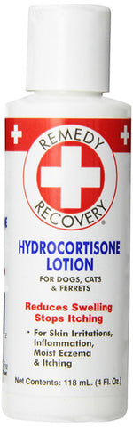 REMEDY+RECOVERY - Hydrocortisone Lotion 0.05% for Dogs