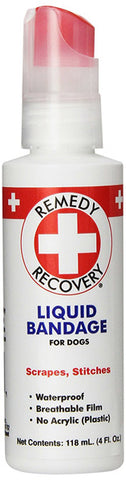 REMEDY+RECOVERY - Liquid Bandage for Dogs