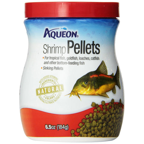AQUEON - Shrimp Pellets Fish Food