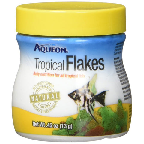 AQUEON - Tropical Flakes Fish Food