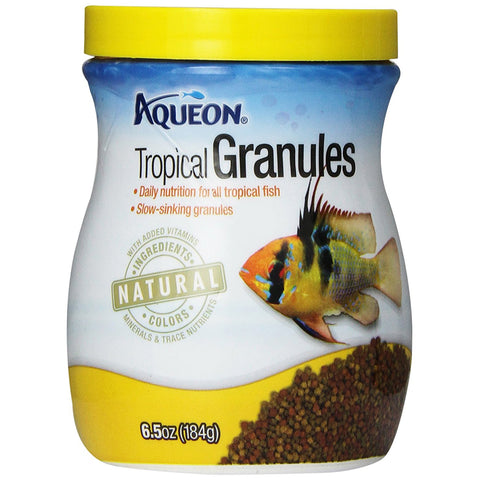 AQUEON - Tropical Granules Fish Food