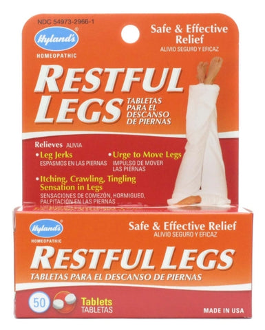 Hylands Homeopathic Restful Legs