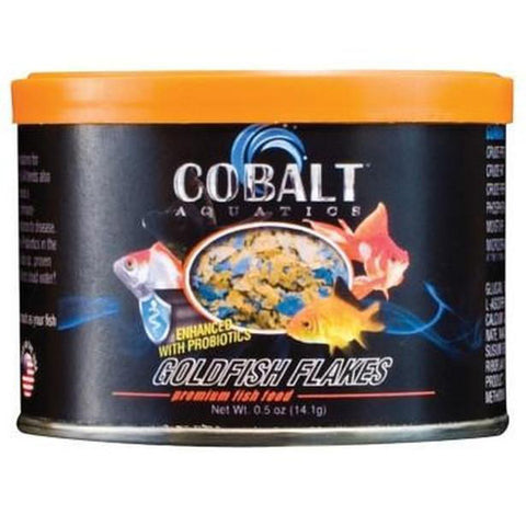 COBALT - Goldfish Flakes Premium Fish Food