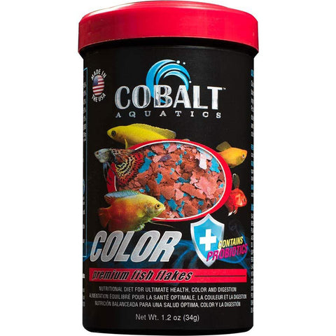COBALT - Color Premium Fish Flake