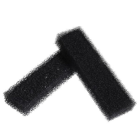 COBALT - Duo-Filter UV 500 Replacement Sponges Black