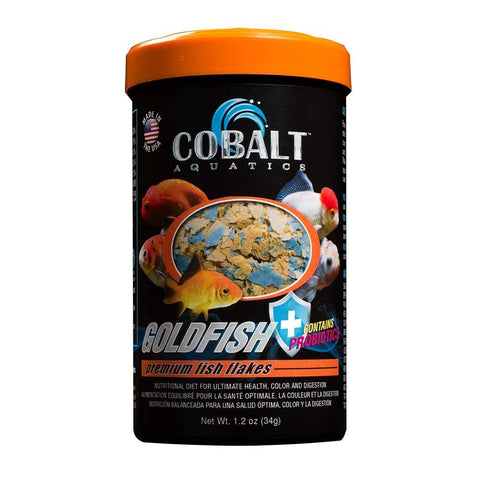 COBALT - Goldfish Color Flakes