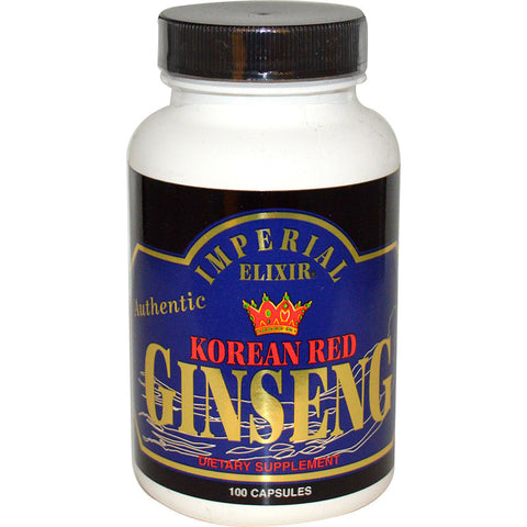 IMPERIAL ELIXIR - Korean Red Ginseng