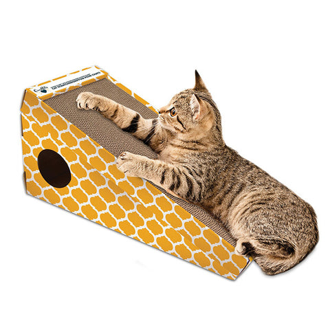OUR PETS - Cosmic Alpine Climb Incline Cat Scratcher