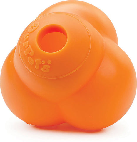 OUR PETS - Atomic Treat Ball Interactive Dog Toy Medium