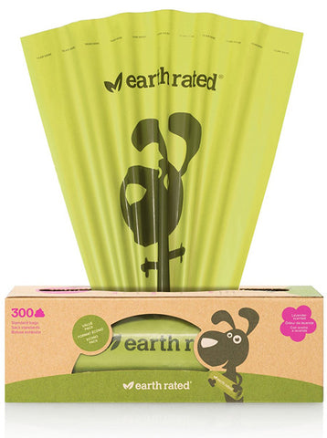 EARTH RATED - Dog Waste Bags for Pantries Lavender-Scented