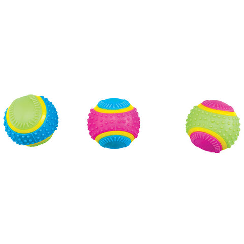 SPOT - Sensory Ball Dog Toy Assorted