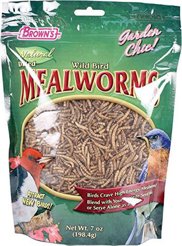 F.M. BROWN'S - Garden Chic Mealworms