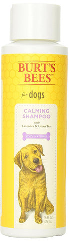 BURT'S BEES - Calming Shampoo with Lavender & Green Tea